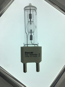 ROCCER New Products China Suppliers Metal Halide Bulb Discharge Lamp HMI 1800W SE