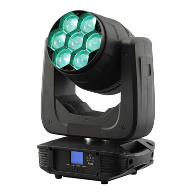 Joyfirst 7X40W 4in1 RGBW Led Zoom Moving Head Light