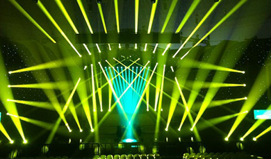 Principles of Use of Stage Lighting