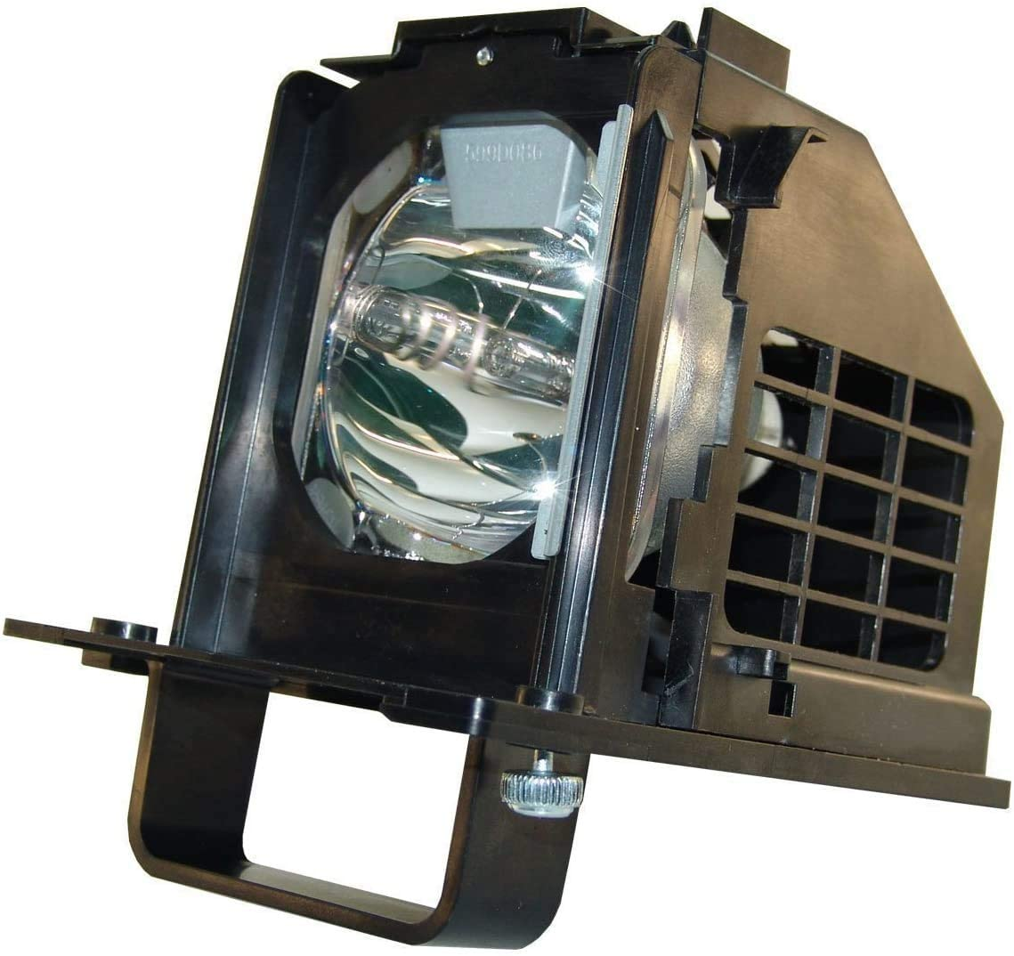 Replacement Lamp with Housing for Mitsubishi WD-60C10,WD-60638, WD-60638CA, WD-60738