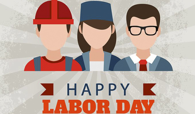 Holiday Notice of International Labor Day