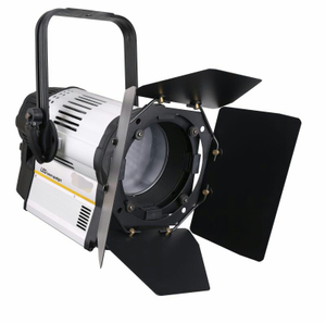 JTL LED 200W Zooming Fresnel Spotlight for studio film