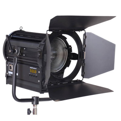 JTL Spotlight LED 200W studio fresnel light compatible for Arri